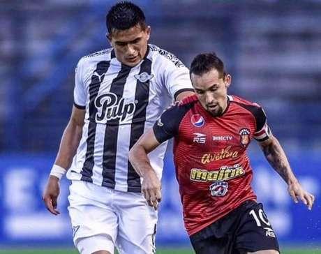Caracas foi eliminado da Copa Libertadores pelo Libertad no saldo de gols (Divulgação/Caracas)