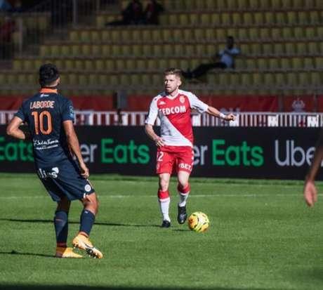 Caio Henrique já fez seu primeiro jogo no Monaco (Divulgação)