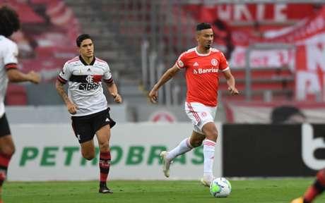 Jogo no Beira-Rio encerrou 2 a 2 (Foto: Ricardo Duarte/Internacional)