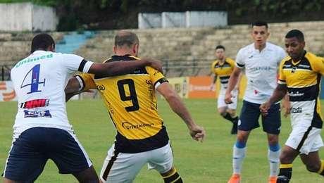 São Bento e Criciúma empataram por 0 a 0 na Série C