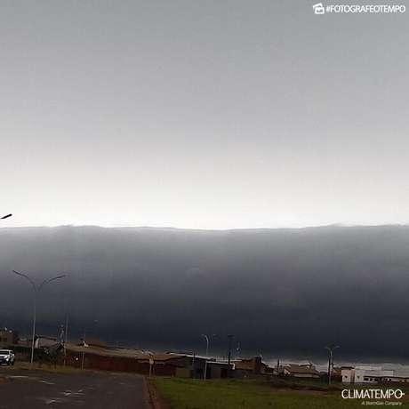 Mato Grosso do Sul ainda pode ter ventania nos próximos dias