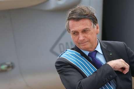 Preso pede a Maia processo de impeachment contra Bolsonaro23/10/2020 REUTERS/Adriano Machado