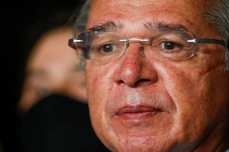Ministro da Economia, Paulo Guedes 21/07/2020 REUTERS/Adriano Machado