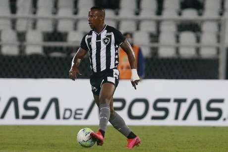 Guilherme Santos não joga contra o Cuiabá (Foto: Vítor Silva/Botafogo)