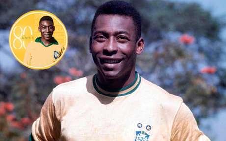 Pelé completou 80 anos na última sexta-feira (Foto: Divulgação)
