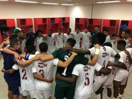 Fluminense sub-20 vence o Sport e segue na vice-liderança do Campeonato Brasileiro sub-20 (Foto: Edgard Maba/FFC)