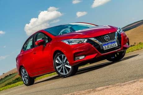 Novo Nissan Versa: vem importado do México para elevar o padrão dos sedãs compactos