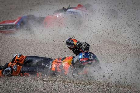MotoGP 2020 Espanha Teruel MotorLand Domingo KTM Brad Binder