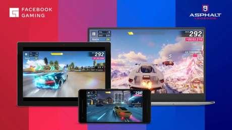 Facebook entra na onda de jogos por streaming (Imagem: Facebook)