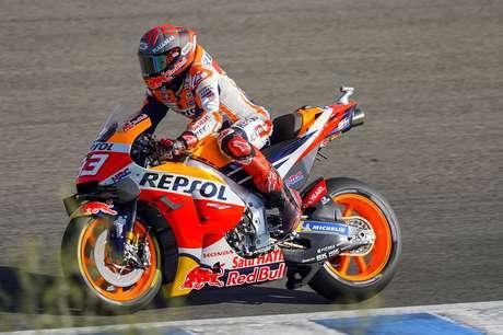 Talento de Marc Márquez esconde as deficiências da moto da Honda