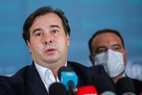 Presidente da Câmara, Rodrigo Maia  03/09/2020 REUTERS/Adriano Machado