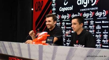 (Foto: Miguel Locatelli/Athletico-PR)