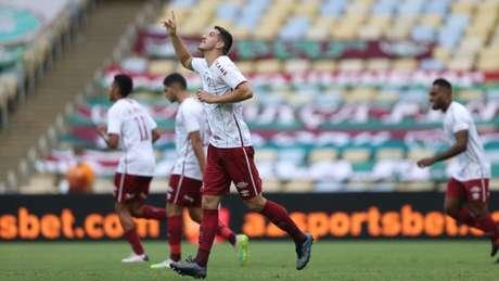 Fluminense tem 70% de aproveitamento como mandante no Brasileirão (FOTOS: LUCAS MERÇON / FLUMINENSE F.C.)