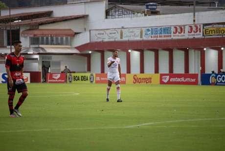 Willian Rocha vem se destacando pelo Tombense na Série C do Brasileiro-(Victor Souza/Tombense)