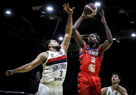 Quimsa superou o San Lorenzo na prorrogação e vai em busca do título continental (Foto: Divulgação / FIBA)