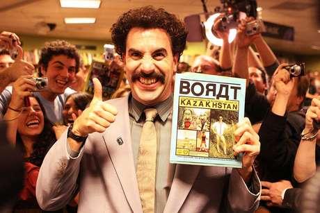 Governo do Cazaquistão adota bordão de Borat para incentivar turismo no país