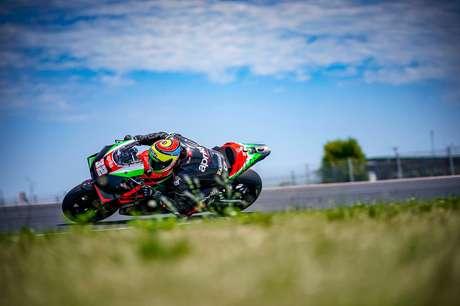 MotoGP 2020 Aprilia Lorenzo Savadori