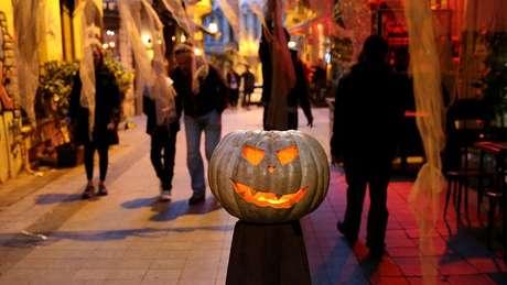 Neste ano a Lua Azul coincide com o Halloween.