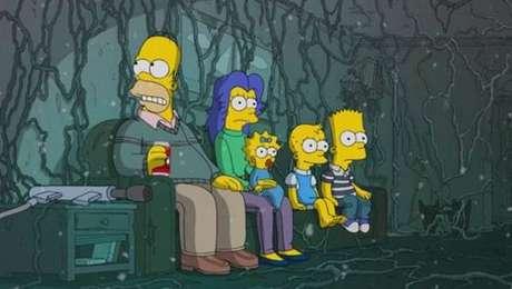 Especial de Halloween de 2020 de 'Os Simpsons' tem referências de 'Stranger Things' e 'A Forma da Água'