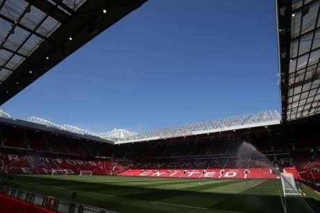 Jogos na Inglaterra estão acontecendo sem a presença de torcedores (Foto: Lindsey Parnaby / AFP)