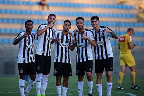Os meninos do Galo estão nas quartas de final da competição de base, que já foi conquistada pelo clube em 2017-(Pedro Souza  / Agência Galo )