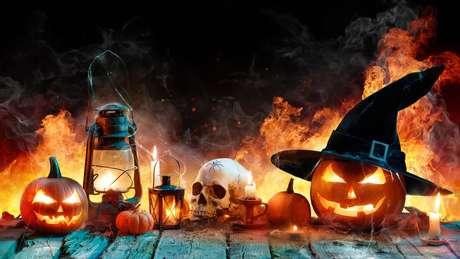 O Halloween é um festival ligado à cultura americana, mas celebrado atualmente em diversos países