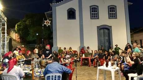 Evento em homenagem ao Dia do Saci em São Luiz do Paraitinga