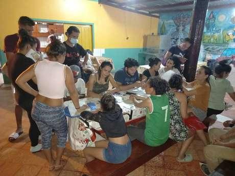Dentre os 250 migrante que chegaram ao Brasil na última semana, maioria veio da Venezuela