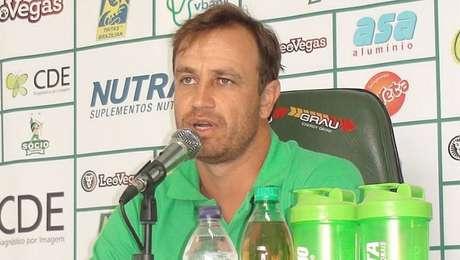 Felipe Conceição conseguiu importantes resultados desde que chegou ao Guarani