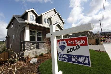 Casa vendida em Portland, Oregon (EUA)  20/03/2014 REUTERS/Steve Dipaola