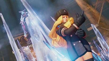 Kolin critical art em Street Fighter V (Imagem: Reprodução / Capcom)