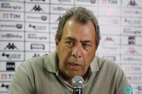 Montenegro segue participando do dia a dia do Botafogo (Foto: Vítor Silva/Botafogo)