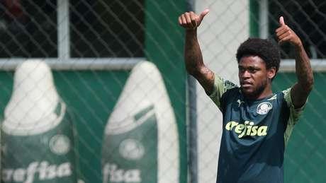 Luiz Adriano marcou 13 gols na temporada de 2020 (Foto: Cesar Greco/Palmeiras)
