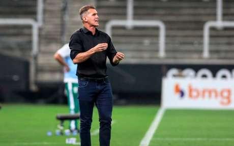 Mancini analisou a derrota (Foto: Rodrigo Coca/Agência Corinthians)