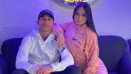 João Pedro anuncia novo relacionamento (Foto: Reprodução/Instagram)