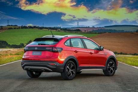 Volkswagen Nivus: sexto SUV mais vendido em 2020.