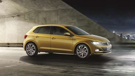 Volkswagen Polo é oferecido em quatro versões de motores e cinco de acabamento.