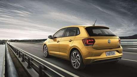 Volkswagen Polo: um carro cheio de atributos, mas que perdeu relevância dentro da marca.