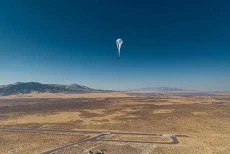 Balão da Loon (imagem: divulgação/Loon)