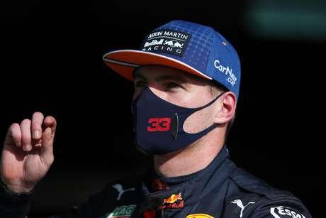 Max Verstappen reclamou de mundo sensível