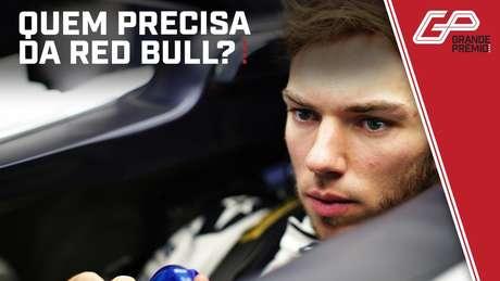 Pierre Gasly tem futuro, mesmo sem a Red Bull