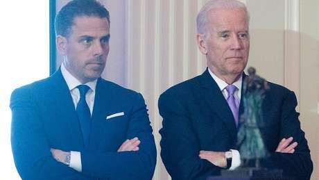 Atrás nas pesquisas, presidente dos EUA, Donald Trump, vem mencionando repetidamente supostos e-mails do filho de Joe Biden, num esforço para mudar rumo das eleições