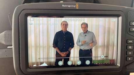 Crivella gravou vídeo com Bolsonaro para campanha elleitoral