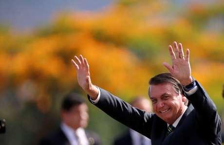 Presidente Jair Bolsonaro em Brasília 27/10/2020 REUTERS/Adriano Machado