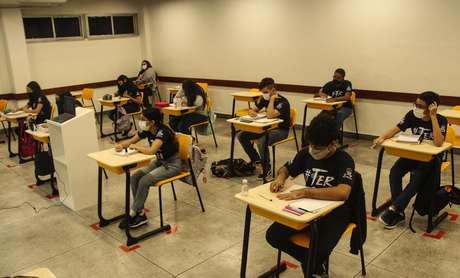 Aulas em escolas particulares de Belém também foram suspensas