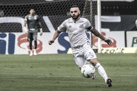 Pará tem duas assistências nesta temporada (Foto: Ivan Storti/Santos FC)