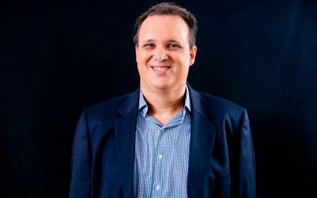 Sérgio Frias é candidato à presidência do Vasco pela primeira vez (Foto: Paulo Fernandes)