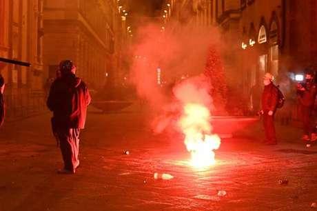 Grupos são contras restrições impostas pelo governo italiano