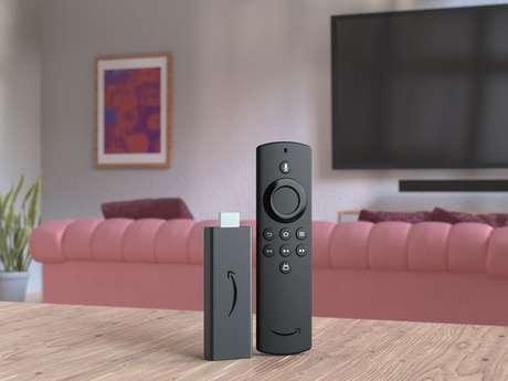 O Amazon Fire TV Stick Lite é a versão mais compacta e barata da nova geração do dispositivo