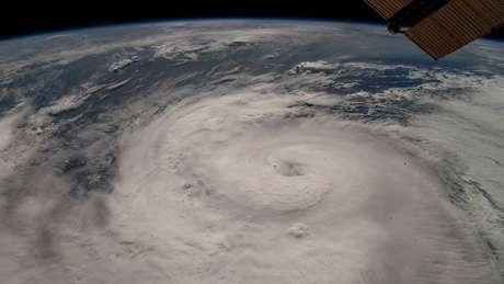 EEI tem uma vista privilegiada dos fenômenos meteorológicos da Terra
